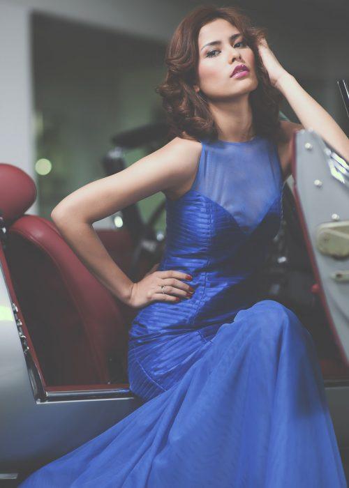 Blue Carrington