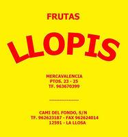 Frutas Llopis