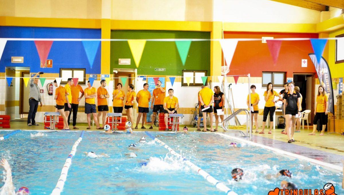 Resultados y galería encuentro natación